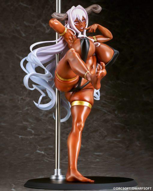 Muchimuchi Dekapai Mara Gui Maou-sama to Onboro Statue 1/6 Frisia Ornstein Alter Ego 29 cm