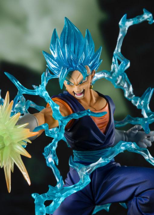 Dragon Ball Z FiguartsZERO PVC Statue Super Saiyan God S.S. Vegito 2020 Event Exclusive 22 cm