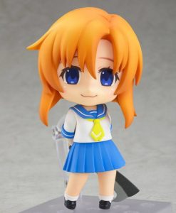 Higurashi: When They Cry - GOU Nendoroid PVC Action Figure Rena Ryugu 10 cm