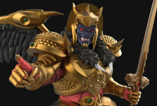 Mighty Morphin Power Rangers PVC Statue 1/8 Goldar 40 cm