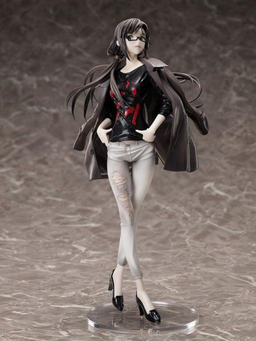 Neon Genesis Evangelion PVC Statue 1/7 Makinami Mari Illustrious Ver. Radio Eva Original Color 26 cm