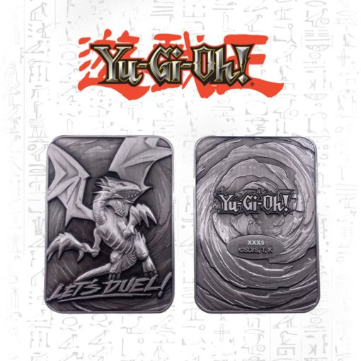 Yu-Gi-Oh! Replica God Card Blue Eyes White Dragon