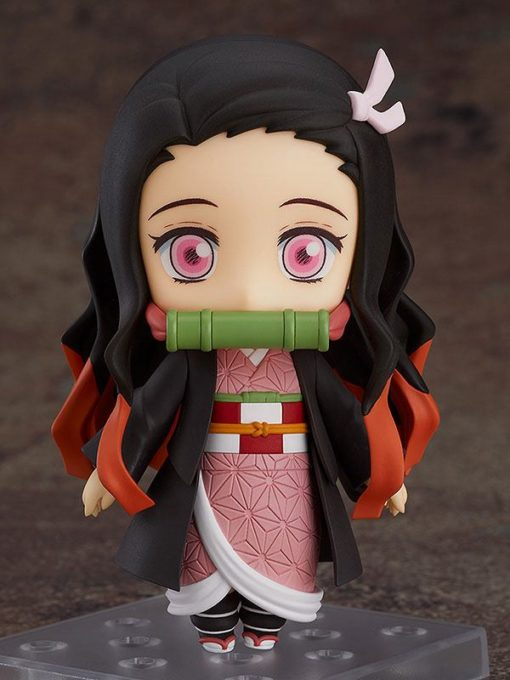 Kimetsu no Yaiba: Demon Slayer Nendoroid Action Figure Nezuko Kamado 10 cm