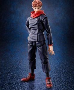 Jujutsu Kaisen S.H. Figuarts Action Figure Yuji Itadori 15 cm