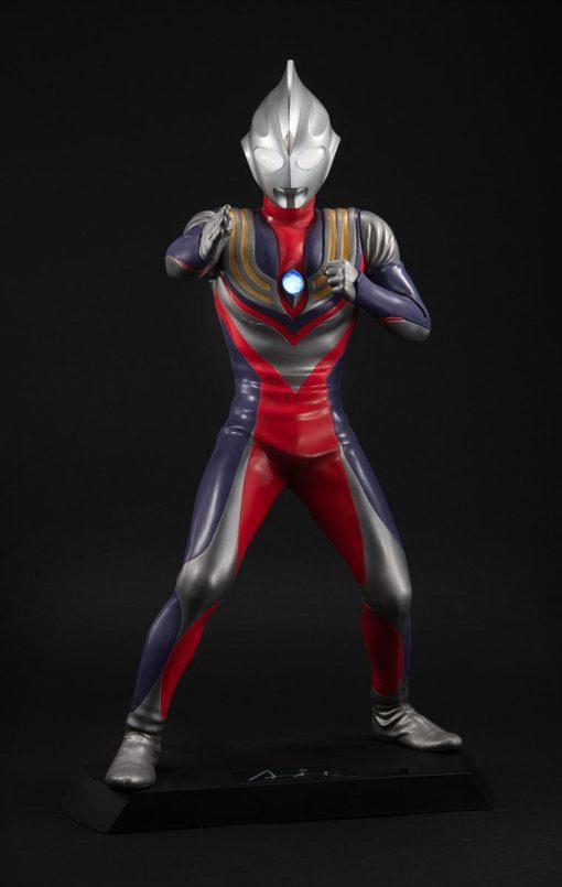 Ultraman Light-Up Ultimate Article Figure Ultraman Tiga (Multi Type) 40 cm