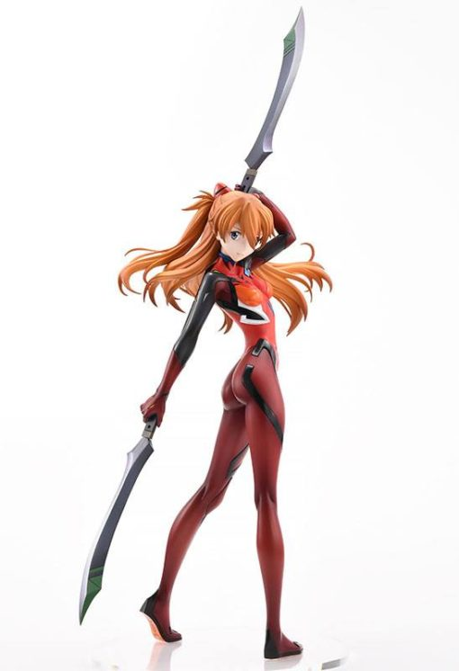 Evangelion: 3.0+1.0 Thrice Upon a Time PVC Statue 1/6 Asuka Shikinami Langley (EVA2020) 38 cm