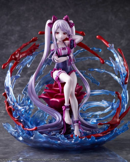 Overlord PVC Statue 1/7 Shalltear Swimsuit Version 21 cm