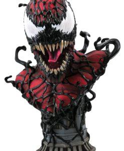 Marvel Comics Legends in 3D Bust 1/2 Carnage 25 cm