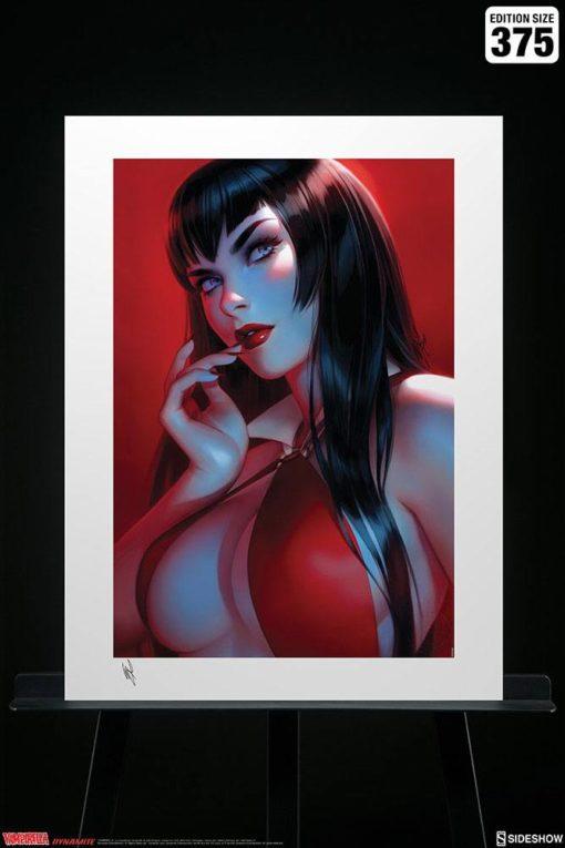 Vampirella Art Print Vampirella #7 46 x 61 cm – unframed