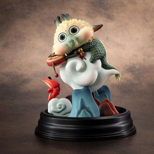 Besom x Manas SUM PVC Statue Suzerain – Rattle 13 cm