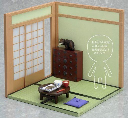 Nendoroid More Decorative Parts for Nendoroid Figures Playset 01: Japanese Life Set A – Dining Set