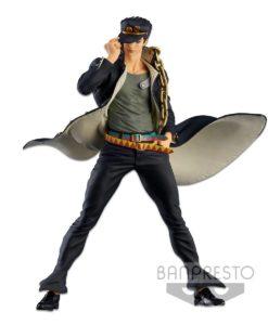 Jojo's Bizarre Adventure Master Star Piece PVC Statue Jotaro Kujo Original 28 cm