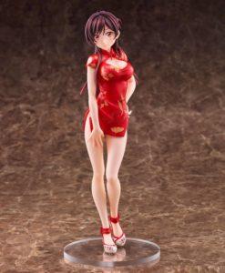 Rent a Girlfriend PVC Statue 1/7 Chizuru Mizuhara China Dress Ver. 24 cm
