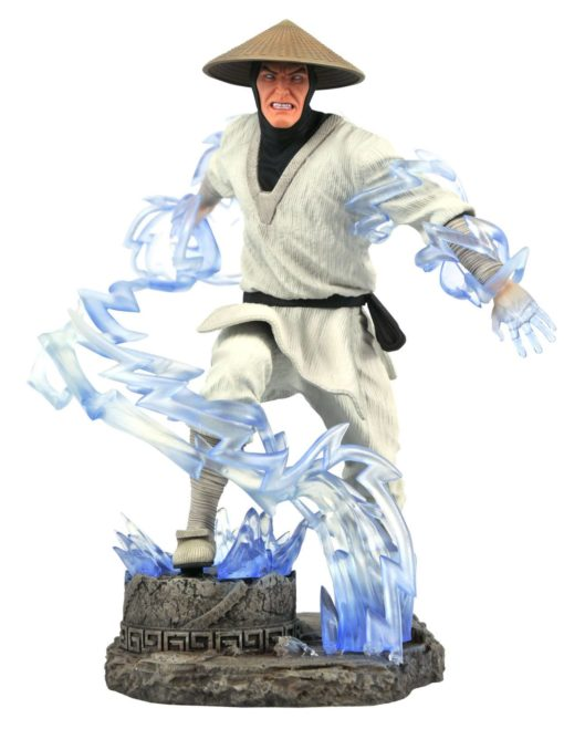 Mortal Kombat 11 Gallery PVC Statue Raiden 25 cm