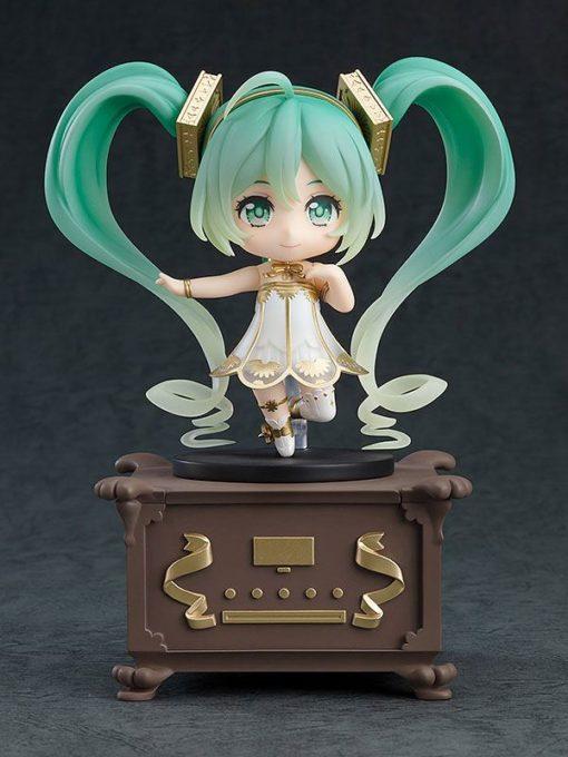 Character Vocal Series 01 Nendoroid Action Figure Hatsune Miku Symphony 5th Anniversary Ver. 10 cm