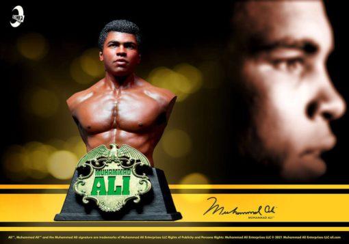 Muhammad Ali Bust 1/6 Muhammad Ali Limited Edition 16 cm