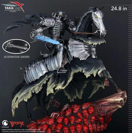 Berserk Statue 1/6 Skull Knight 63 cm