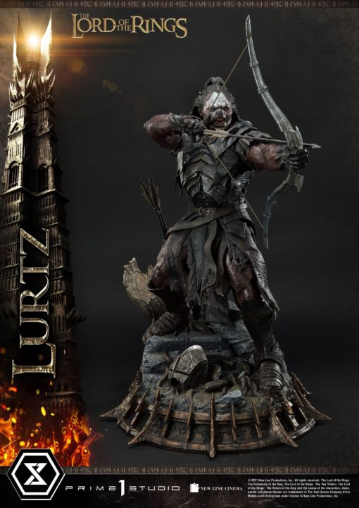Lord of the Rings Statue 1/4 Lurtz 59 cm