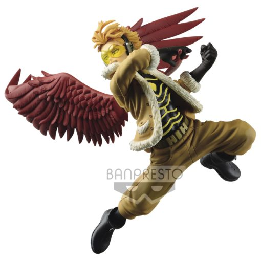 My Hero Academia The Amazing Heroes PVC Statue Hawks 16 cm