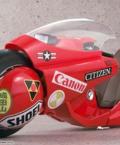 Akira Soul of Popinica Model Project BM! Kaneda's Bike Revival Ver. 50 cm
