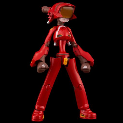 FLCL PVC / Diecast Action Figure Canti Red Ver. 18 cm