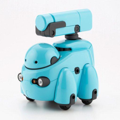 Maruttoys Plastic Model Kit 1/12 Tamotu (Sky Blue Version) 8 cm