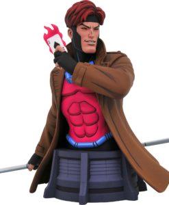 Marvel X-Men Animated Series Bust Gambit 15 cm