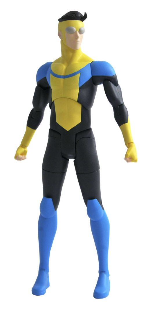 Invicible Animation Deluxe Action Figure Series 1 Invicible 18 cm