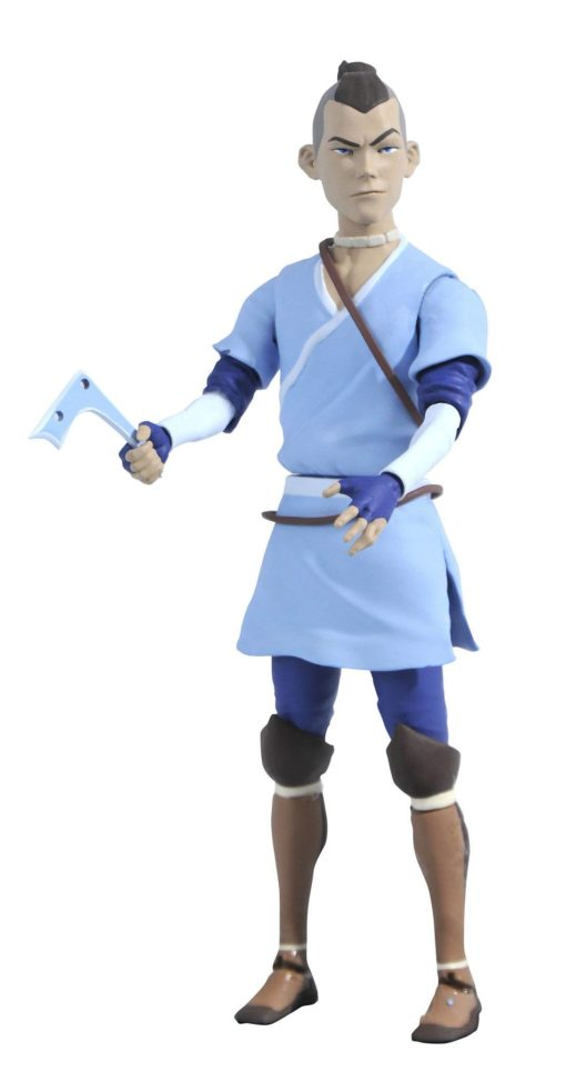 Avatar The Last Airbender Select Action Figure Series 4 Sokka 18 cm