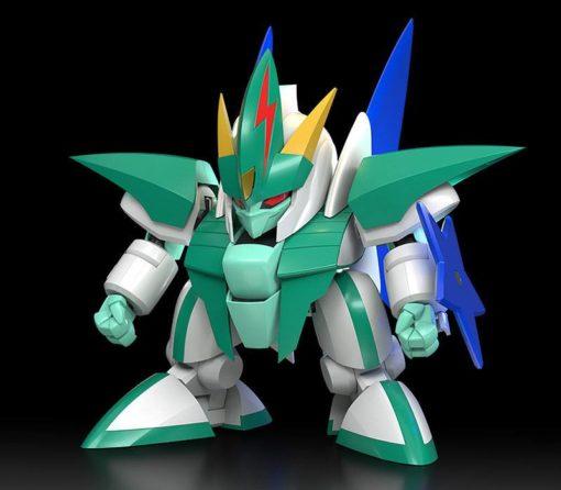 Mashin Hero Wataru Plastic Model Kit 1/20 PLAMAX MS-11 Genoumaru 8 cm