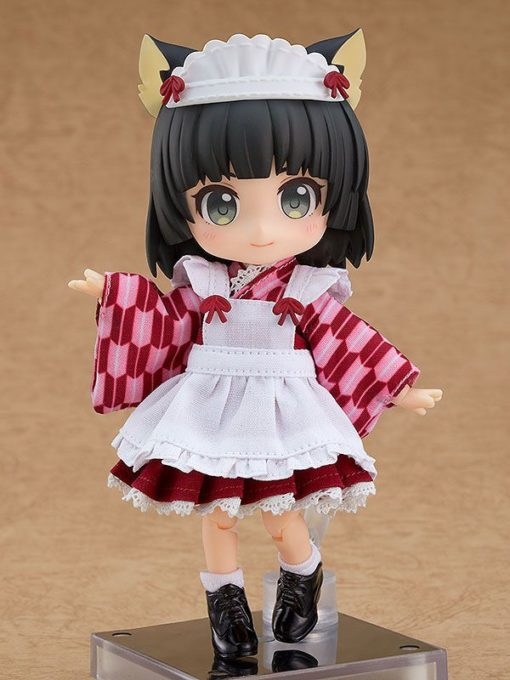 Original Character Nendoroid Doll Action Figure Catgirl Maid: Sakura 14 cm