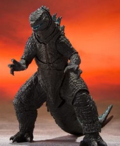 Godzilla vs. Kong 2021 S.H. MonsterArts Action Figure Godzilla 16 cm