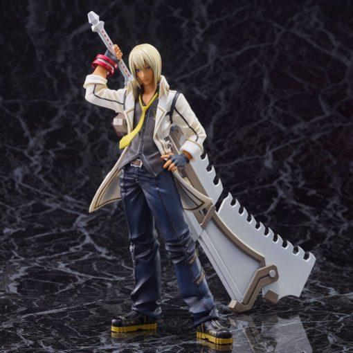 God Eater PVC Statue Soma Schicksal Limited Version 23 cm