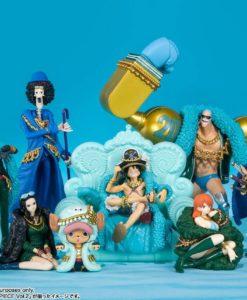 One Piece Tamashii Box figures 5 - 18 cm Vol. 1 Assortment (9)