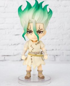 Dr. Stone Figuarts mini Action Figure Ishigami Senku 10 cm