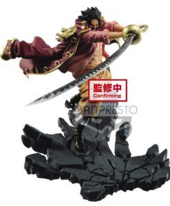 One Piece Manhood PVC Statue Gol D. Roger Ver. A 9 cm