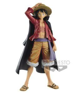 One Piece DXF Grandline Men PVC Statue Luffy (Wano Kuni) 16 cm