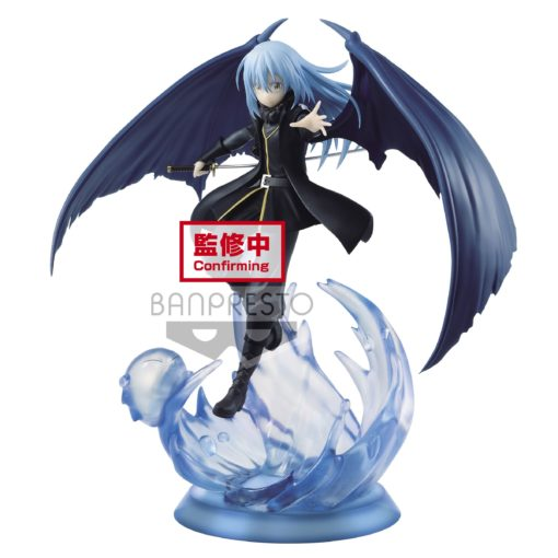 That Time I Got Reincarnated as a Slime Otherworlder Plus PVC Statue Demon Rimuru Tempest 15 cm