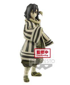 Demon Slayer Kimetsu no Yaiba PVC Statue Obanai Iguro 14 cm
