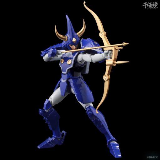 Chou-Dan-Kadou Yoroiden-Samurai Troopers Action Figure Tenku no Touma 16 cm