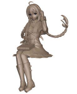 Mushoku Tensei: Jobless Reincarnation Noodle Stopper PVC Statue Roxy 14 cm
