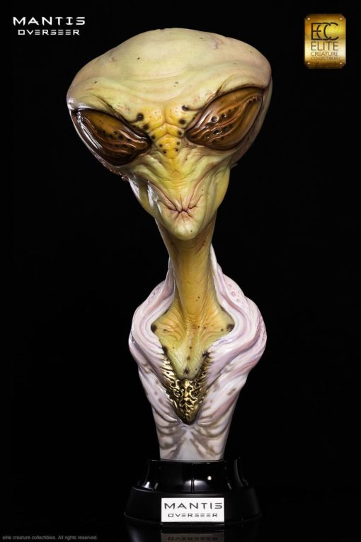 Mantis Overseer Life-Size Bust by Steve Wang 63 cm