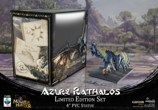 Monster Hunter – Azure Rathalos (Limited Edition)