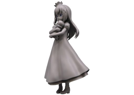 Is the Order a Rabbit? Season 3 PVC Statue Chino Chess Queen Ver. 17 cm