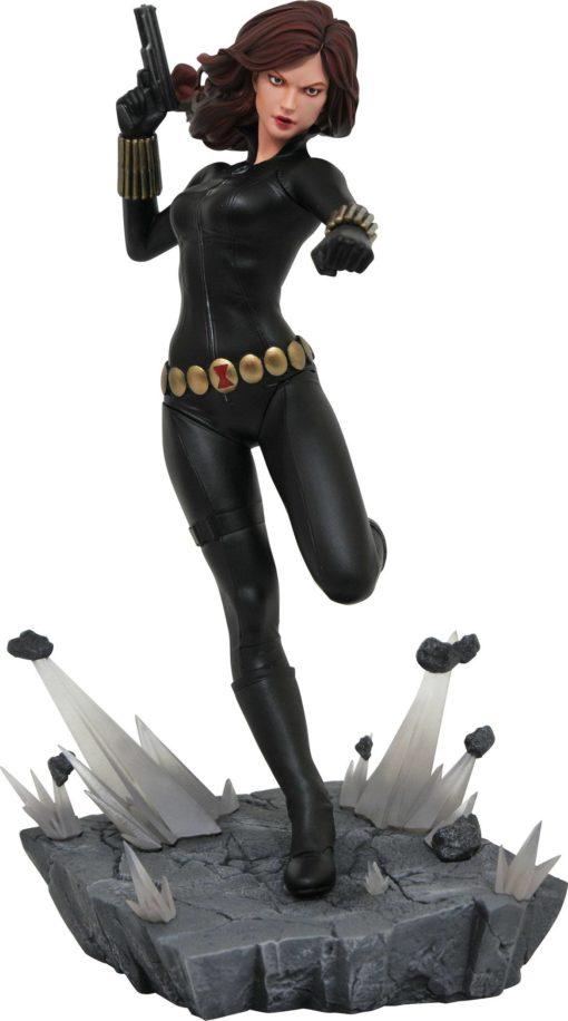 Marvel Comic Premier Collection Statue Black Widow 28 cm
