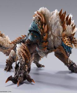 Monster Hunter World Iceborne S.H. MonsterArts Action Figure Zinogre 29 cm