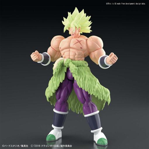 Dragonball Super – Rise Super Saiyan Broly Fullpower Action Figure 18 cm