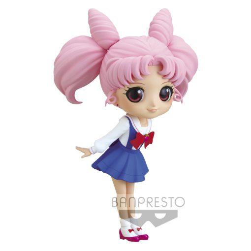 Sailor Moon Eternal The Movie Q Posket Mini Figure Chibiusa Ver. A 14 cm