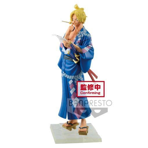 One Piece magazine PVC Statue A Piece Of Dream Sabo 18 cm