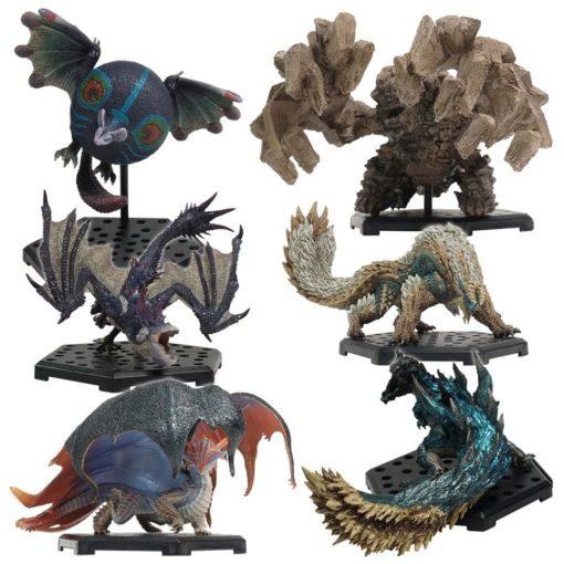 Monster Hunter Trading Figures 10 – 15 cm CFB MH Standard Model Plus Vol. 17 Assortment (6)